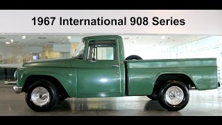 sold.1967 International 908 Series Pickup 50,780 Miles   266 V8 for Sale Call 855-507-8520
