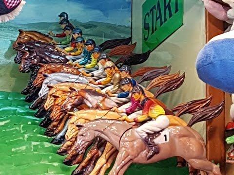 Wonderful Talent - Horse Racing سباق الخيل مسابقات وتحدي