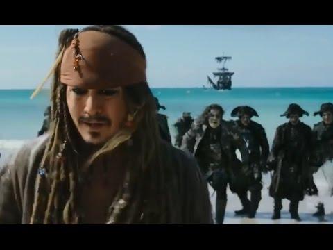 Piráti z Karibiku: Salazarova Pomsta TV Spot 6 CZ