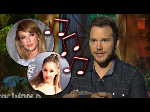 Jurassic World Cast Finish The Lyrics to Bad Blood!
