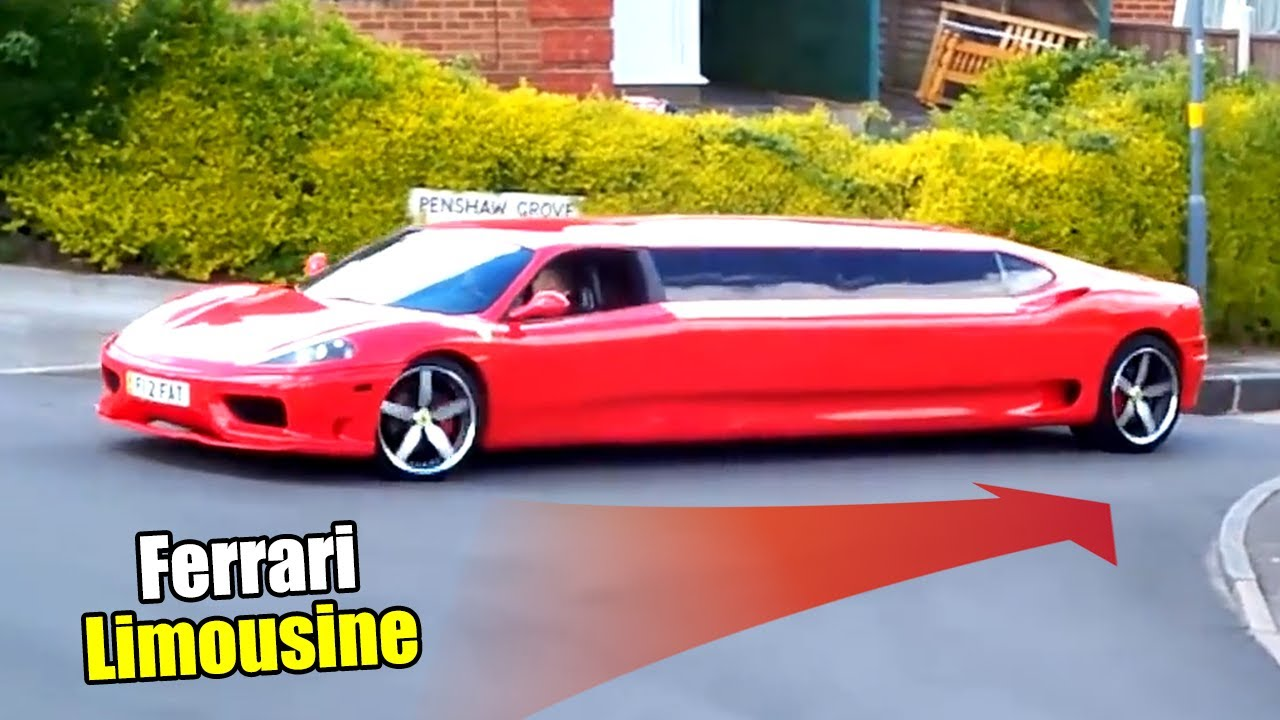 7 Mobil Limosin Terpanjang Dan Terunik Yang Perlu Kalian Tahu Youtube