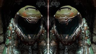 Video Doom Graphics Comparison: Nintendo Switch vs. PS4 vs. Xbox One vs. PC download MP3, 3GP, MP4, WEBM, AVI, FLV Juni 2018