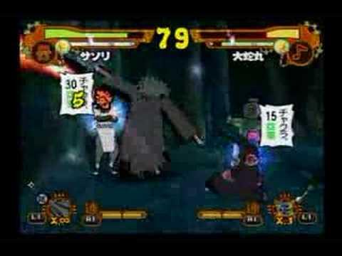 Kazekage sasori vs orochimaru youtube for Cuarto kazekage vs orochimaru