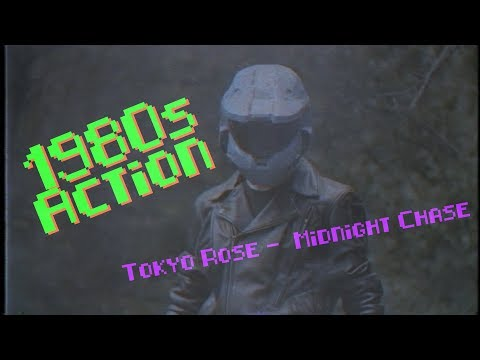 Tokyo Rose -  Midnight Chase  music video