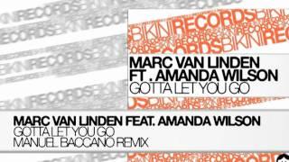 Marc Van Linden feat. Amanda Wilson - Gotta Let You Go (Manuel Baccano Remix)