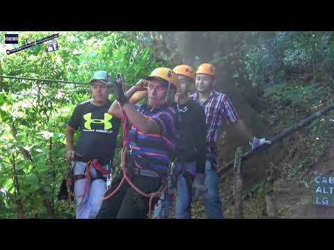 Apaneca Canopy Tour El Salvador parte 1