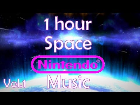 1 Hour of Space Video Game Music (Nintendo) (Vol 1)