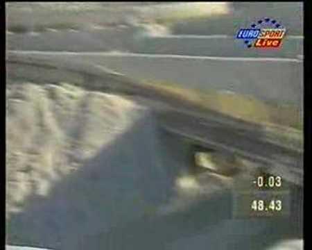4er Bob Weltcup La Plagne 1996 Team Christian Reic...
