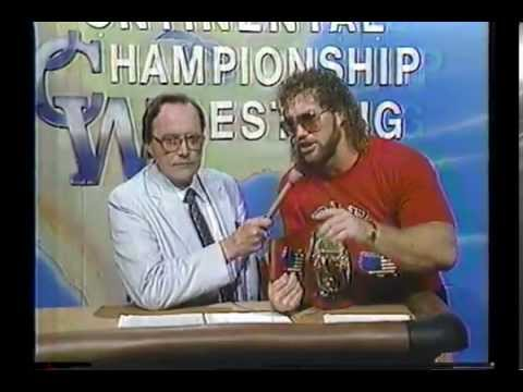 Continental Championship Wrestling Fall '86 - part 3 of 3