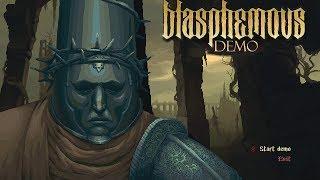 Blasphemous Demo & Boss Gameplay