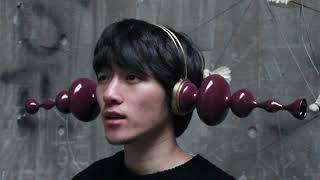 윤상희 공예 퍼포먼스-들리지 않는 헤드셋, Yun Sa…