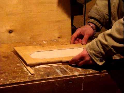 Как сделать мебельный фасад с помощью ручного фрезера