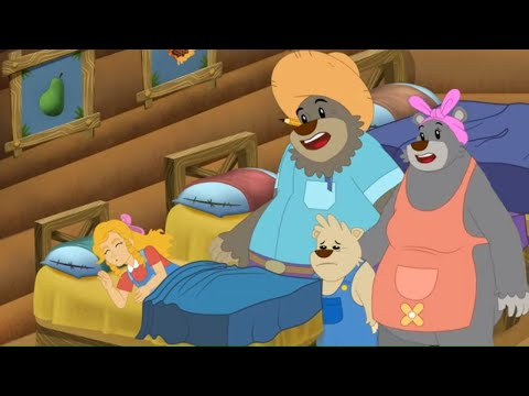 Goldilocks and the Three Bears | Bedtime Stories for Kids in English | Storytime