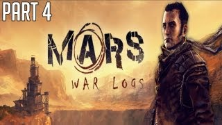 "Mars War Logs Walkthrough Part 4 ""Cistern Area"" (HD Gameplay) [PC][HD]"