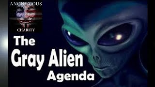 The Alien Agenda 2019, George News by The Anonymous Charity