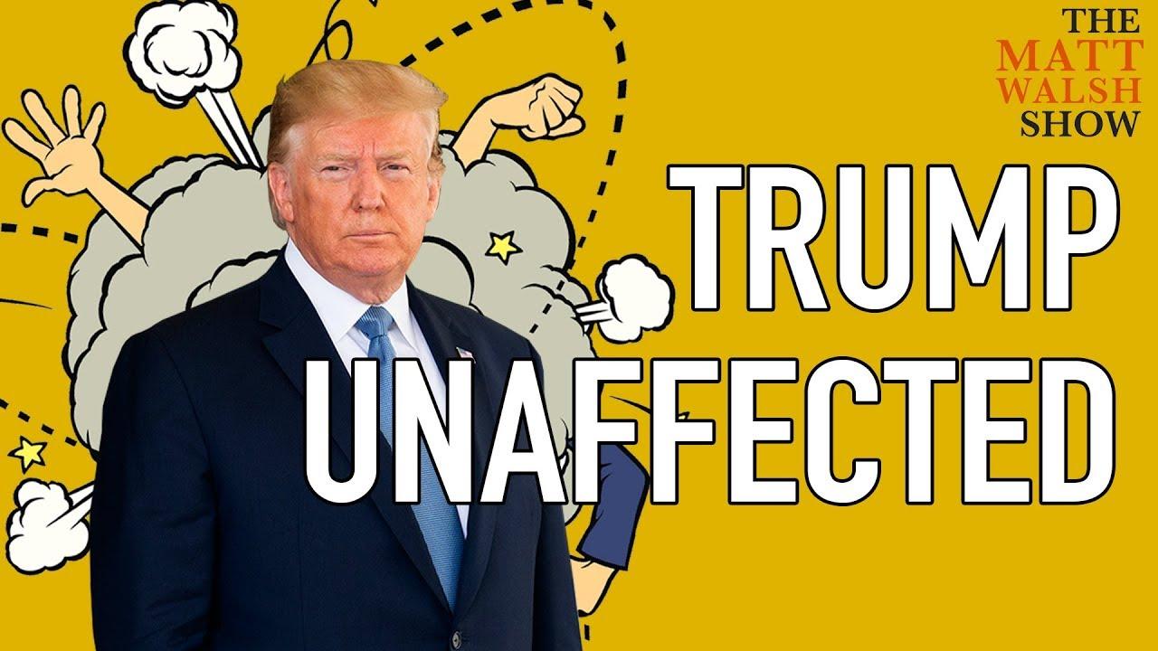 Mueller Fails, Dems Implode, Trump Unaffected