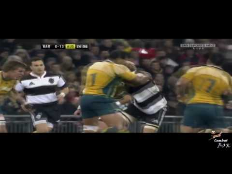 A Tribute to Schalk Burger