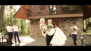 Эксклюзивная свадьба на воздушных шарах! Шикарная невеста!