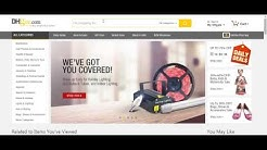 Compras por Internet numero de IVA VAT correo postal Dhgate Amazon Facebook