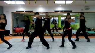 feeling hot Don Omar coreografía por Flow Dance