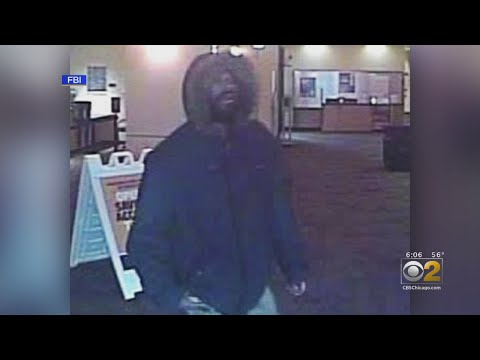 TCF Bank Robbed In Jefferson Park