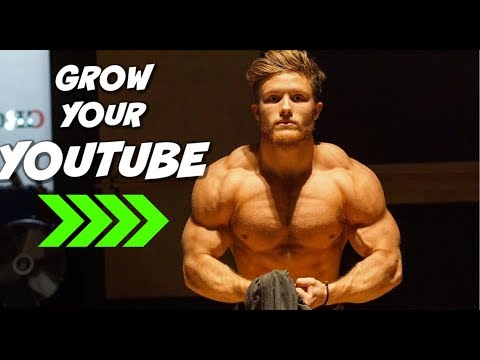 How Jeff Nippard Became The Fastest Growing YouTube Fitness Channel