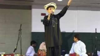A nice song for all pashtoon pukhtana yo gharsane yo mung da nangh karoona kare nagyale yo