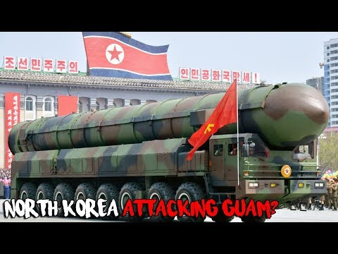 How North Korea Will Destroy Guam, and How America Will Stop Them