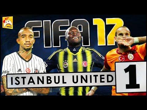 #1 DÜNYANIN EN ZOR LİGİ BAŞLIYOR! ⚽ HAYDİ İSTANBUL UNITED 🏆 FIFA 17 DEVLER LİGİ #1