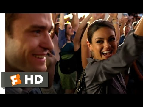 Friends With Benefits (2011) - Times Square Flash Mob Scene (3/10) | Movieclips