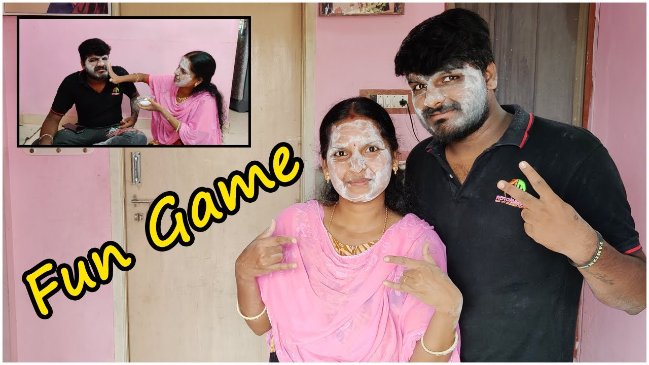 Game with my brother | Akka Thambi fun game | Sibling challenge | Funny Game