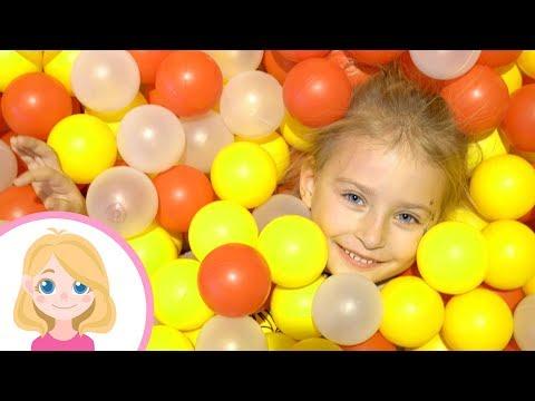 РАЗВЛЕЧЕНИЕ ПАУТИНКА для детей на игровой площадке в ПАРКЕ - Маленькая Вера - Все для детей малышей - Смешные видео приколы