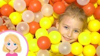 РАЗВЛЕЧЕНИЕ ПАУТИНКА для детей на игровой площадке в ПАРКЕ - Маленькая Вера - Все для детей малышей