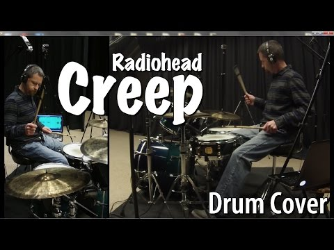 Radiohead - Creep Drum Cover