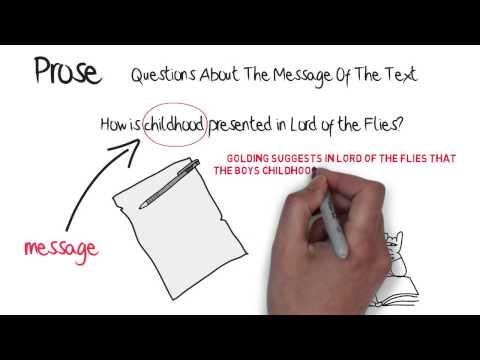 Prose - GCSE English Revision