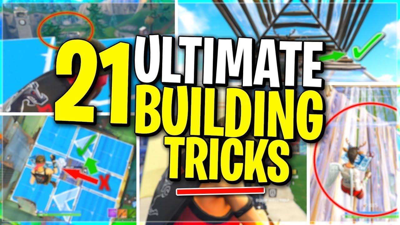 Fortnite Building Tips Season 7 Update Beginners And Advanced