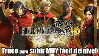 Vídeo Final Fantasy Type-0 HD
