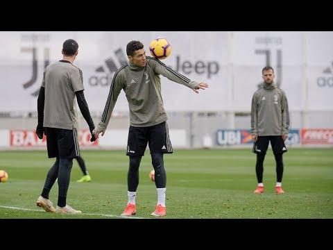 Cristiano Ronaldo Extraordinary Skills & Tricks in Training 2019