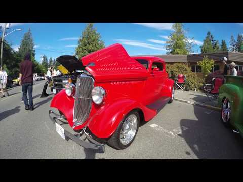 2018 Seaside Cruisers Fathers day car show