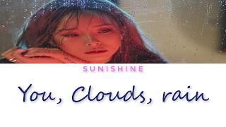 Heize You Clouds Rain Indosub {Han/Rom/Indo]