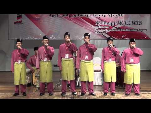 IZDAN - Johan Festival Nasyid Sekolah-sekolah peringkat kebangsaan 2012