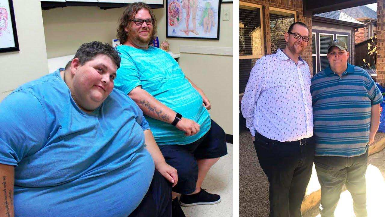 Минус 250 кг за год на двоих! Истории людей, которые нашли в себе силы жить по-новому!