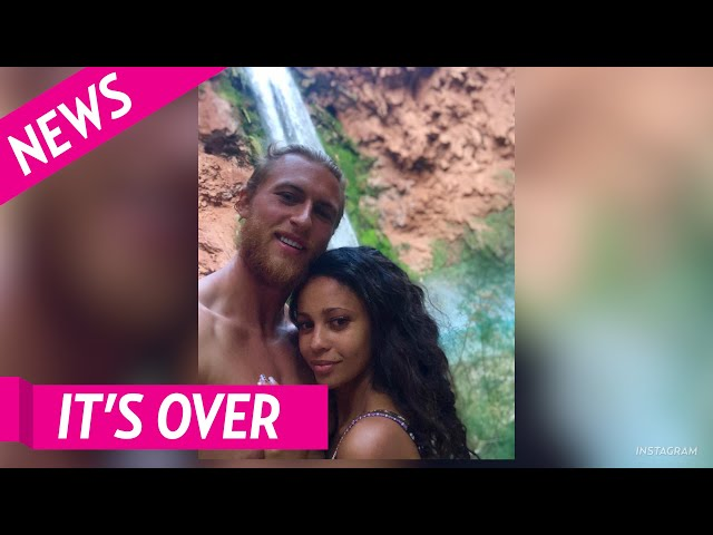 Pregnant Vanessa Morgan and Michael Kopech Split After 6 Months of Marriage