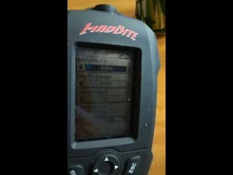 Lucky wireless fish finder ffw 718 review and test doovi for Ibobber ice fishing