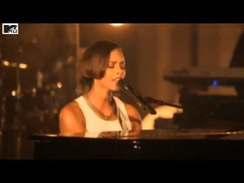 Not Even The King - Alicia Keys MTV World Stage