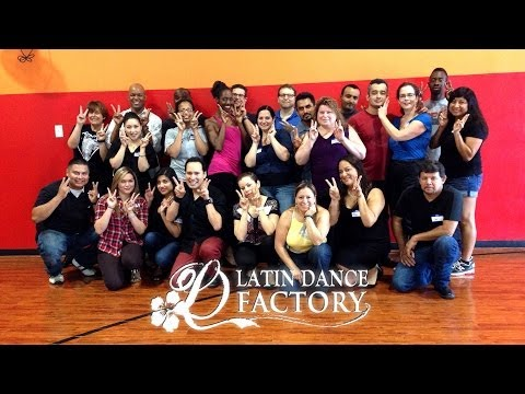 Press Play! Learn to Dance Salsa 101 Bootcamp in Houston & Pearland, TX.
