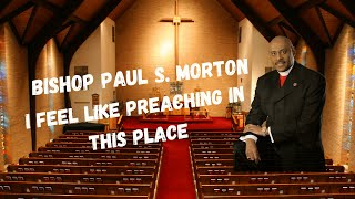 THE CLOSE_Presiding Bishop Paul S. Morton