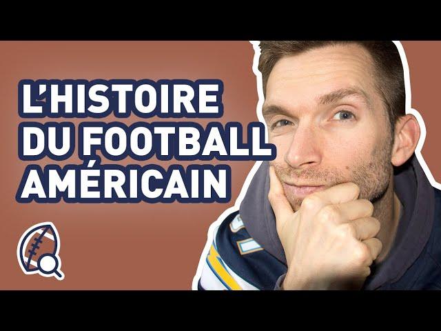 La minute football américain #20 : Quand a été créé le football américain ?