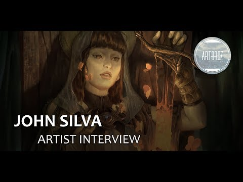John Silva Interview - Understanding Yourself as a Person and an Artist