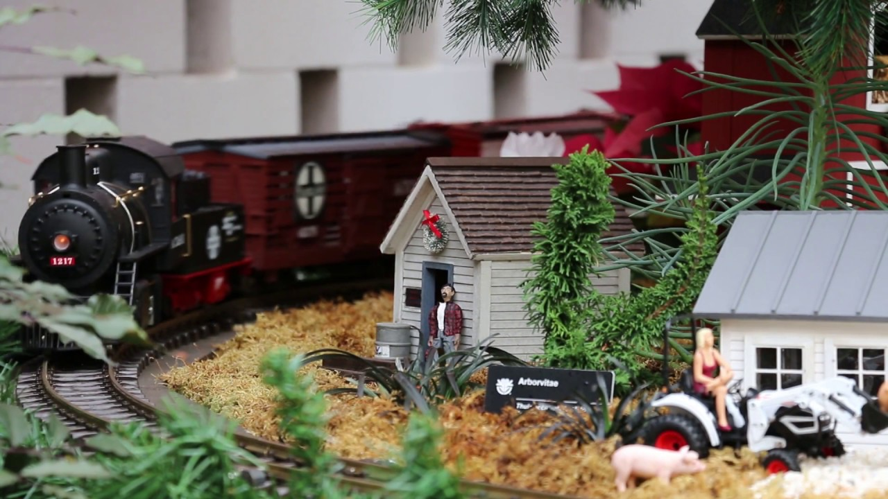 Gardenland Express Holiday <br />Flower